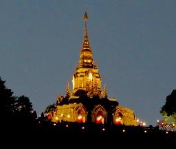 Wat Santikhiri, Mae Salong