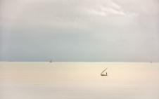 Calm sea at Peponi