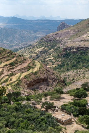 Northern Tigray Region, Ethiopia 2018