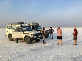 Salt Lakes, Danakil Depression, Ethiopia 2018